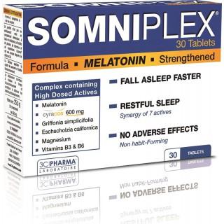 3C Pharma Somniplex - 30 comprimés