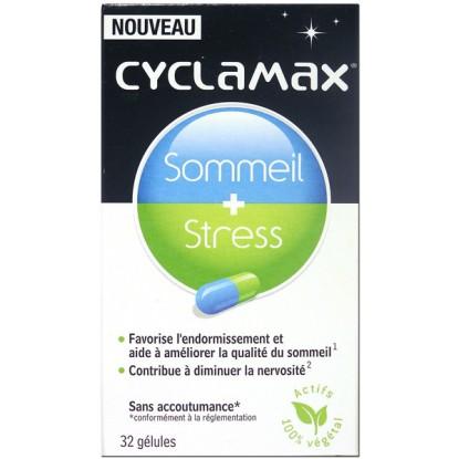 Cyclamax sommeil bte 32 gel