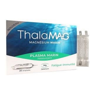 Thalamag Plasma Marin ressourçant - 20 ampoules
