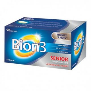 Bion 3 Defense Senior 90 Comprimés