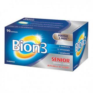 Bion 3 Seniors 30+7 Comprimés