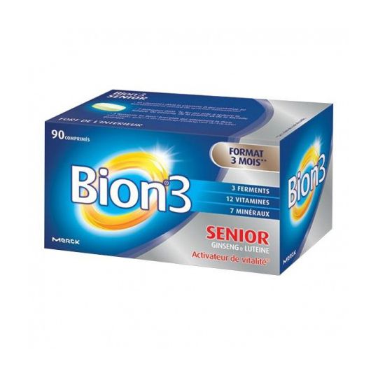 Bion 3 Defense Senior 90 Comprimés