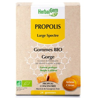 HerbalGem Propolis Bio gouttes - 15ml