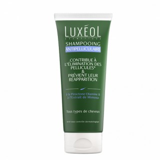 Luxéol shampooing antipelliculaire 200 ml