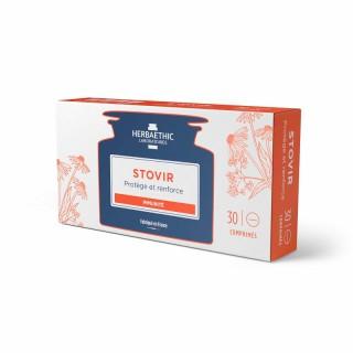Herbaethic Stovir immunité - 30 comprimés