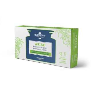 Herbaethic Ariae bronches et sinus - 30 gélules
