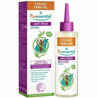 Puressentiel Anti-poux lotion traitante 200 ml