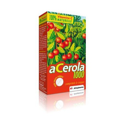 Arko Acerola 1000 cp bte 30
