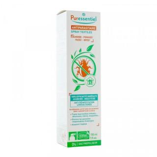 Puressentiel spray textiles antiparasitaire 150 ml