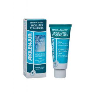 Akilenjur Crème visage mains pieds Tube 75ml
