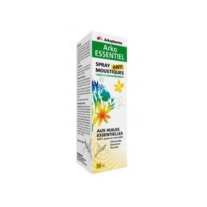 Arko essence spray moustique 30ml