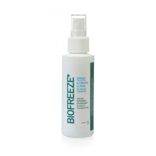 Biofreeze Spray action par le froid 118ml
