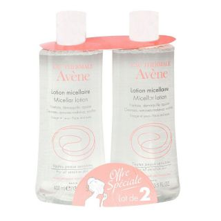 Avène Lotion Micellaire 400ml duo