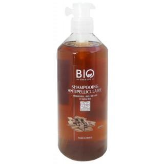 Gravier shampooing antipelliculaire bio 500 ml