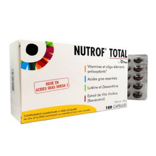 Théa Nutrof Total 180 Caps