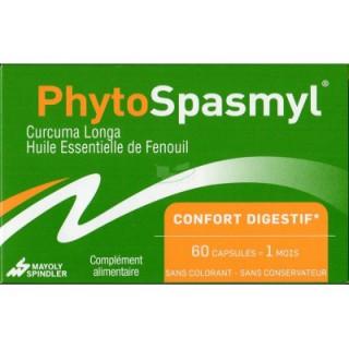 Mayoli Spindler PhytoSpasmyl confort digestif - 60 capsules
