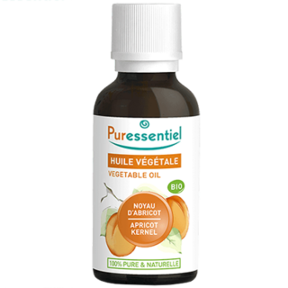 Puressentiel Huile végétale noyau d'abricot Bio - 30ml