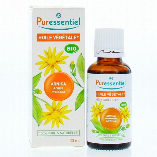 Puressentiel Huile végétale Arnica Bio - 30ml