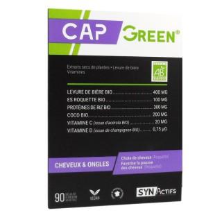 Synactifs CapGreen Bio - 90 gélules