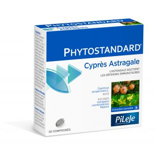 Phytostandard de Cyprès-Astragale 30 comprimés