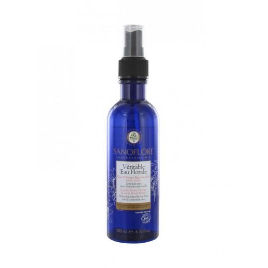 Sanoflore Véritable eau florale de fleur d'oranger Bio - 200ml