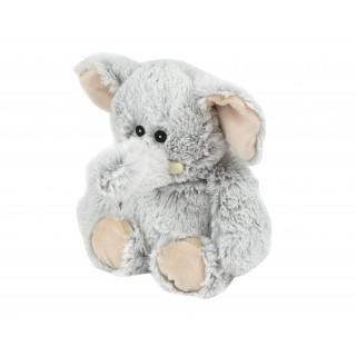 Soframar bouillotte peluche déhoussable éléphant