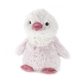Soframar bouillotte peluche déhoussable pingouin