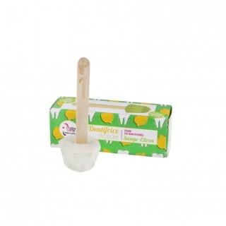 Lamazuna dentifrice solide sauge-citron 17g