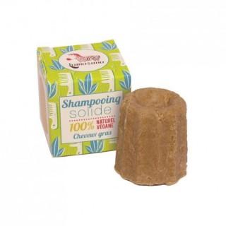 Lamazuna Shampooing solide cheveux gras