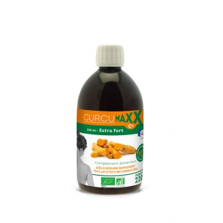 CurcumaXX Extra Fort Bio - 250ml