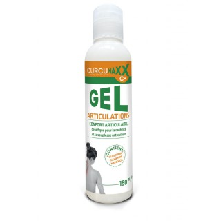 CurcumaXX Gel articulations C+ - 150ml