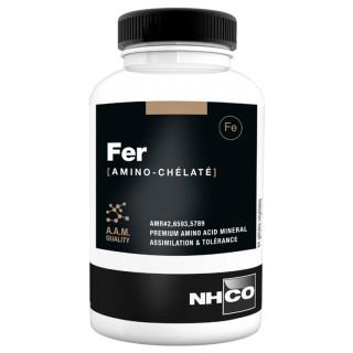 NHCO Fer Amino-Chélaté - 84 gélules