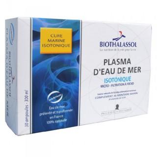 Biothalassol plasma isotonique 30 ampoules