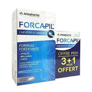 Forcapil eco Pack 180+60 caps