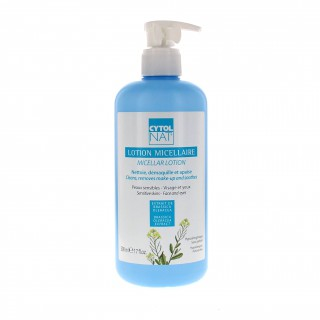 Cytolnat lotion micellaire démaquillante 500 ml