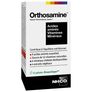 NHCO Orthosamine - 42 gélules