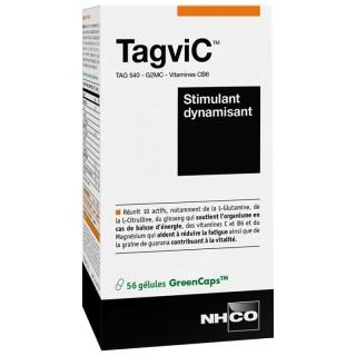 NHCO Tagvic stimulant dynamisant - 56 gélules