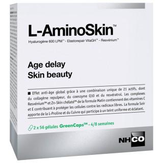 NHCO L-Aminoskin anti-âge - 2x56 gélules