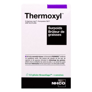 NHCO Thermoxyl brûleur de graisses - 2x56 gélules