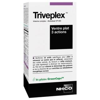 NHCO Triveplex ventre plat - 84 gélules