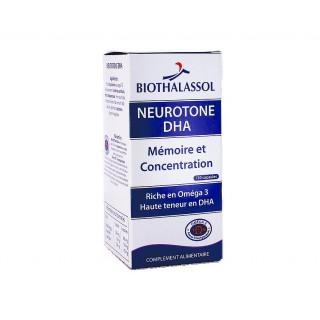 Biothalassol Neurotone DHA - 120 capsules