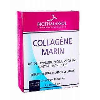Biothalassol Collagène marin - 10 ampoules