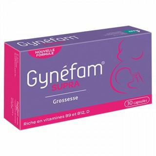 Effik Gynefam Supra - 30 capsules