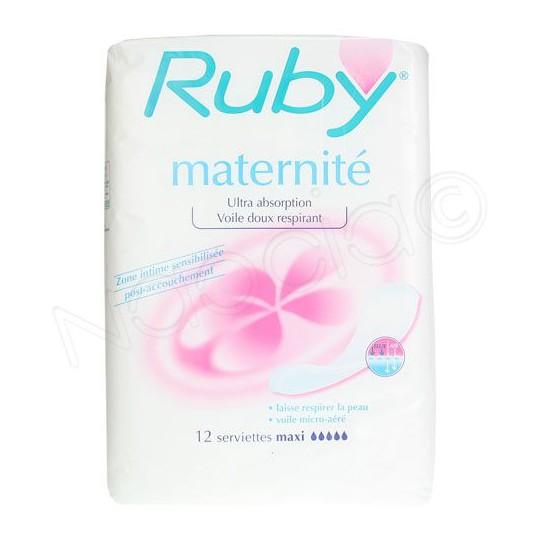 RUBY SERV MATERN ADH 12