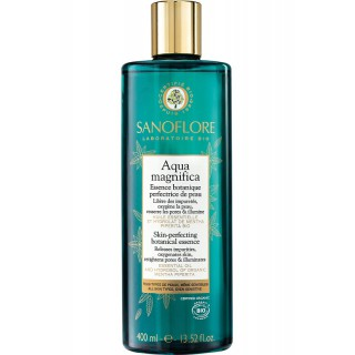 Sanoflore Essence botanique perfectrice de peau Aqua Magnifica Bio - 400ml