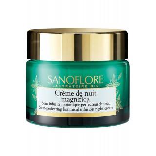 Sanoflore Crème de nuit Magnifica Bio - 50ml
