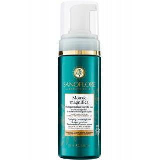 Sanoflore Nettoyant purifiant Mousse Magnifica - 150ml