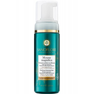 Sanoflore Nettoyant purifiant Mousse Magnifica Bio - 150ml