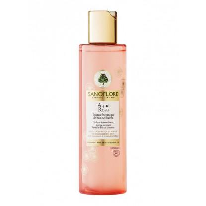 Sanoflore Essence botanique de beauté fraîche Aqua Rosa Bio - 200ml