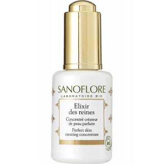 Sanoflore Concentré créateur de peau parfaite Élixir des Reines Bio - 30ml